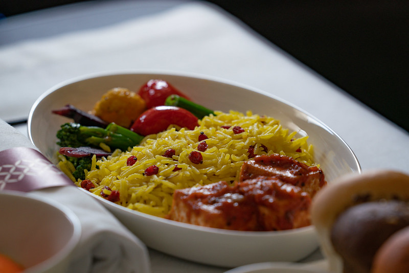 Qatar Airways introduces its first fully vegan range of gourmet dishes for premium customers