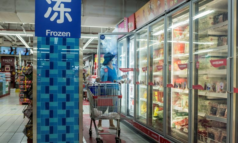 Frozen food package polluted by living coronavirus could cause infection, China's CDC says