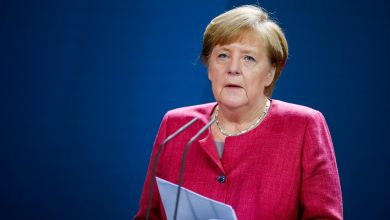 German Chancellor Urges Renewed Fight Against World Hunger