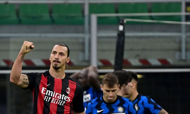 AC Milan wins over Inter and strengthens its lead in Serie A