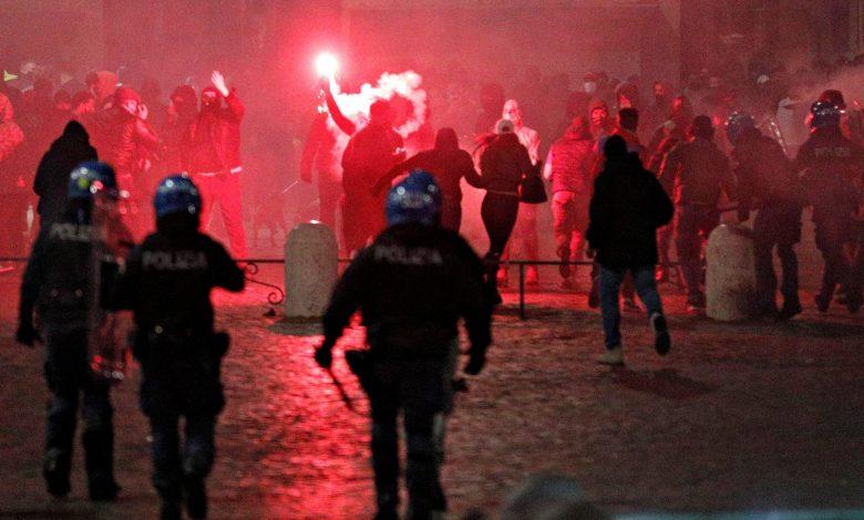 Anger in Europe against the precautionary measures due to Coronavirus