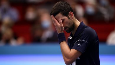 Photo of Vienna Open: Djokovic Suffers Shock Defeat in Quarter-Finals