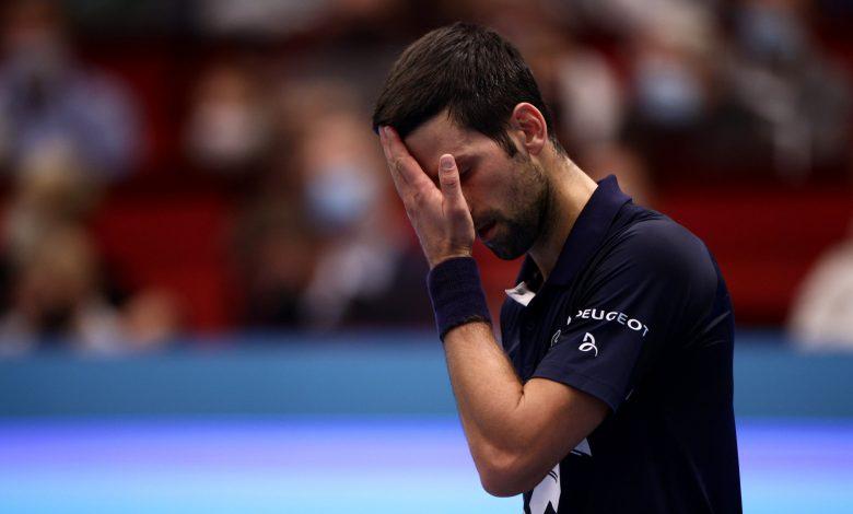 Vienna Open: Djokovic Suffers Shock Defeat in Quarter-Finals