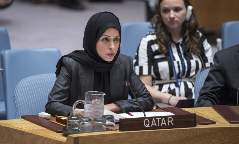 Qatar Reiterates its Assertion that Israeli Settlements in Occupied Territories are illegal and Obstacle to Peace