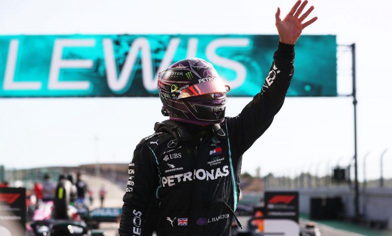Hamilton Earns Pole Position in Portuguese Grand Prix