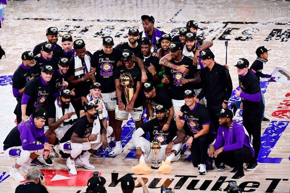 Lakers return to glory, claim record-tying 17th NBA title