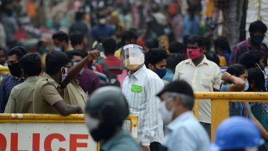 Photo of Report: In festival season, India forgets the pandemic and gets back to work