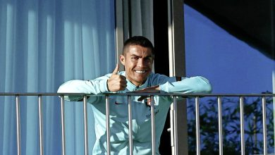 Photo of Cristiano Ronaldo recovers from COVID-19