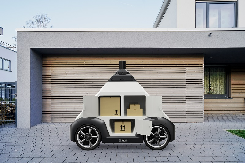 Local startup aims to test autonomous delivery vehicle in Qatar by year-end
