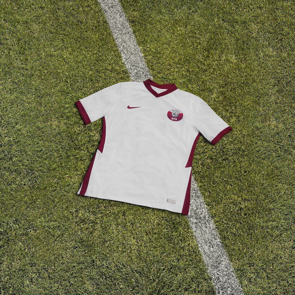 QFA Reveals Qatar Football National Team Collection