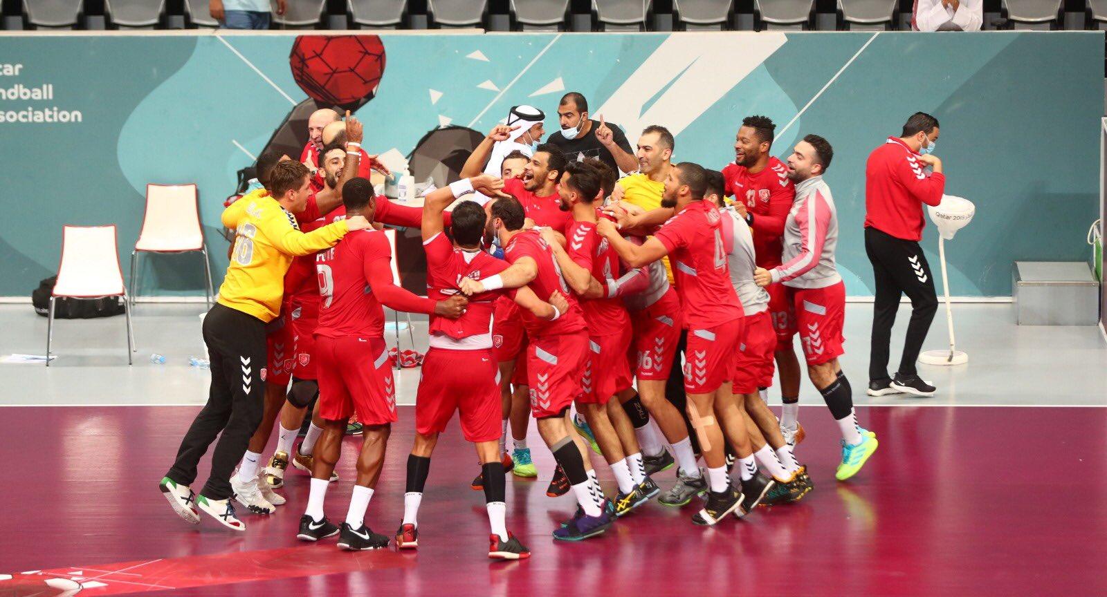 Al Duhail SC Secure Qatar Handball Cup