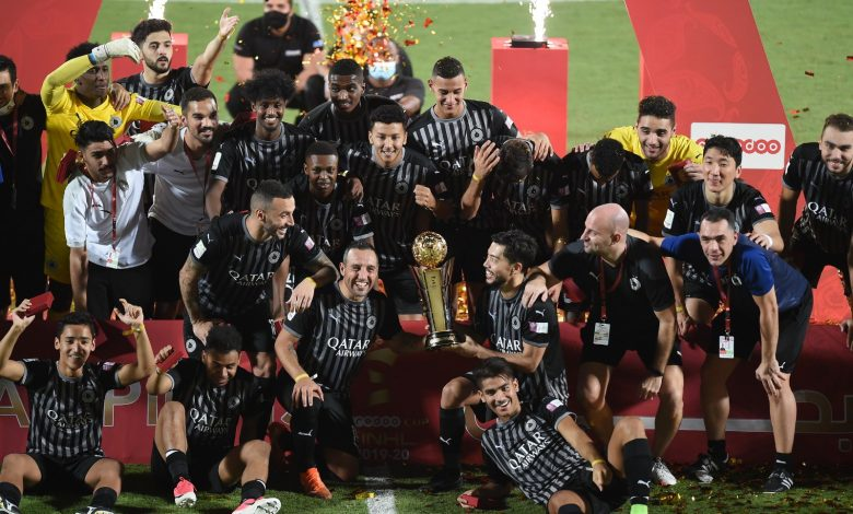 Al Sadd Beat Al Arabi to Win Ooredoo Cup Title
