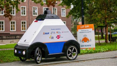Photo of Local startup aims to test autonomous delivery vehicle in Qatar by year-end
