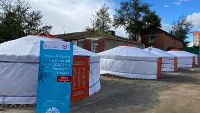 Photo of QRCS Provides Shelters for Vulnerable Families in Mongolia