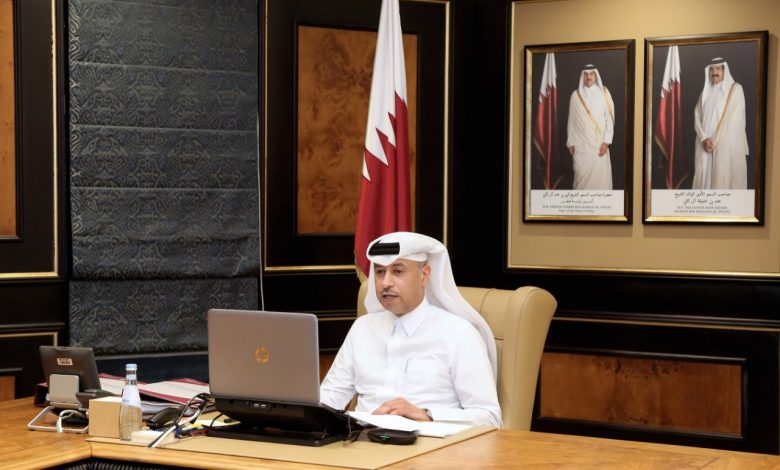 Qatar Participates in Meeting of Justice Ministries in GCC Countries