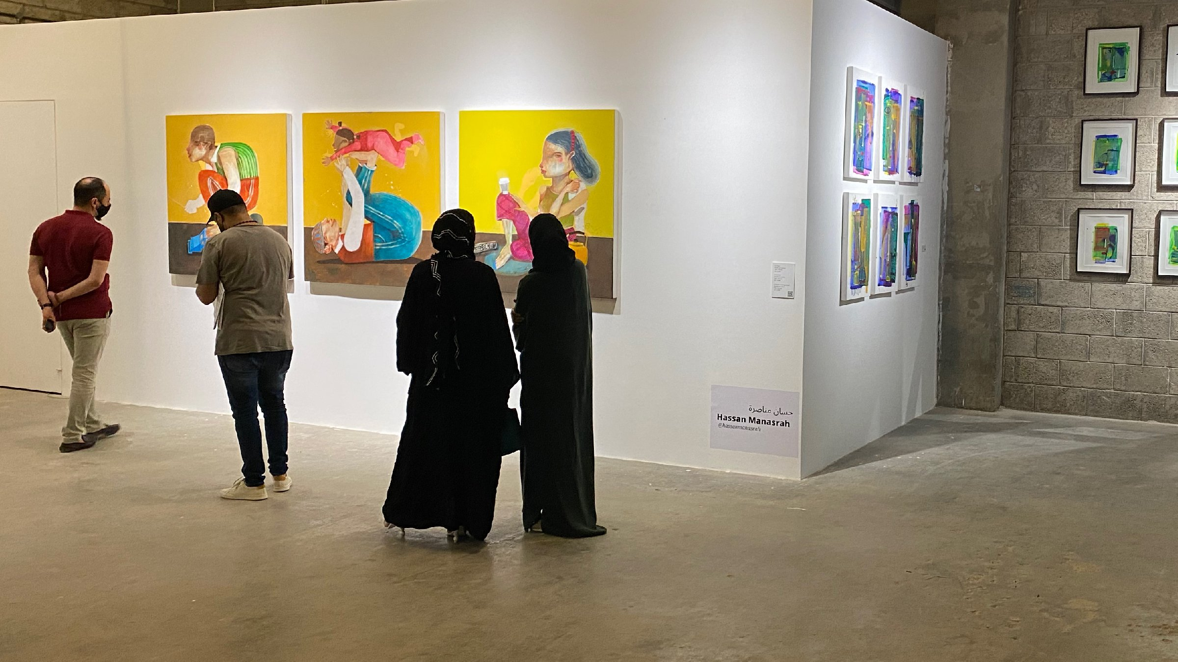 """Msheireb Downtown Doha hosts Al Sikka 'Gourmet Street' and """"In Downtown"""" exhibition"""