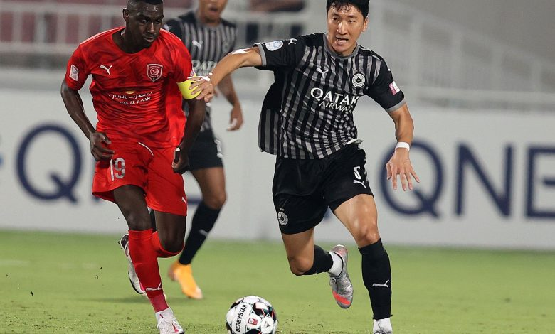 Al Sadd Beat Al Duhail in QNB Stars League