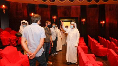 Photo of US Congress Delegation Visits Katara