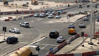 Photo of Ashghal partially opens Al Wakra Souq Intersection at Al Wakra Main Road