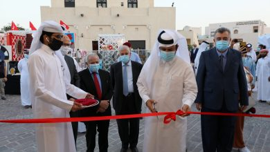 Photo of Third Traditional Handicrafts Exhibition Opens at Katara