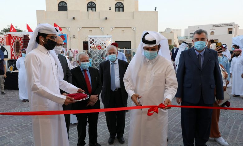 Third Traditional Handicrafts Exhibition Opens at Katara