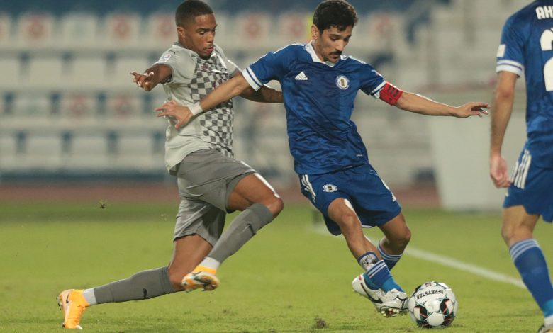 Al Khor Hold Al Sadd to Draw in QNB Stars League