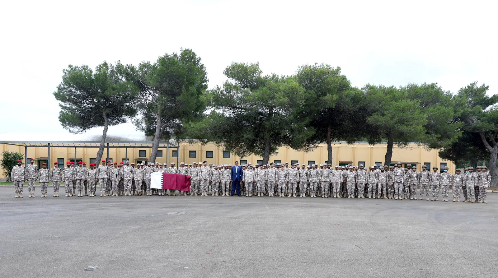 Chief of Staff Participates in Closing Activities of Steel Storm 2020 Exercise in Italy