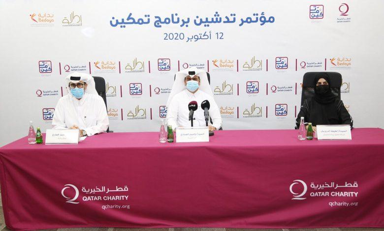 Qatar Charity Launches Capacity Development Program 'Tamken'