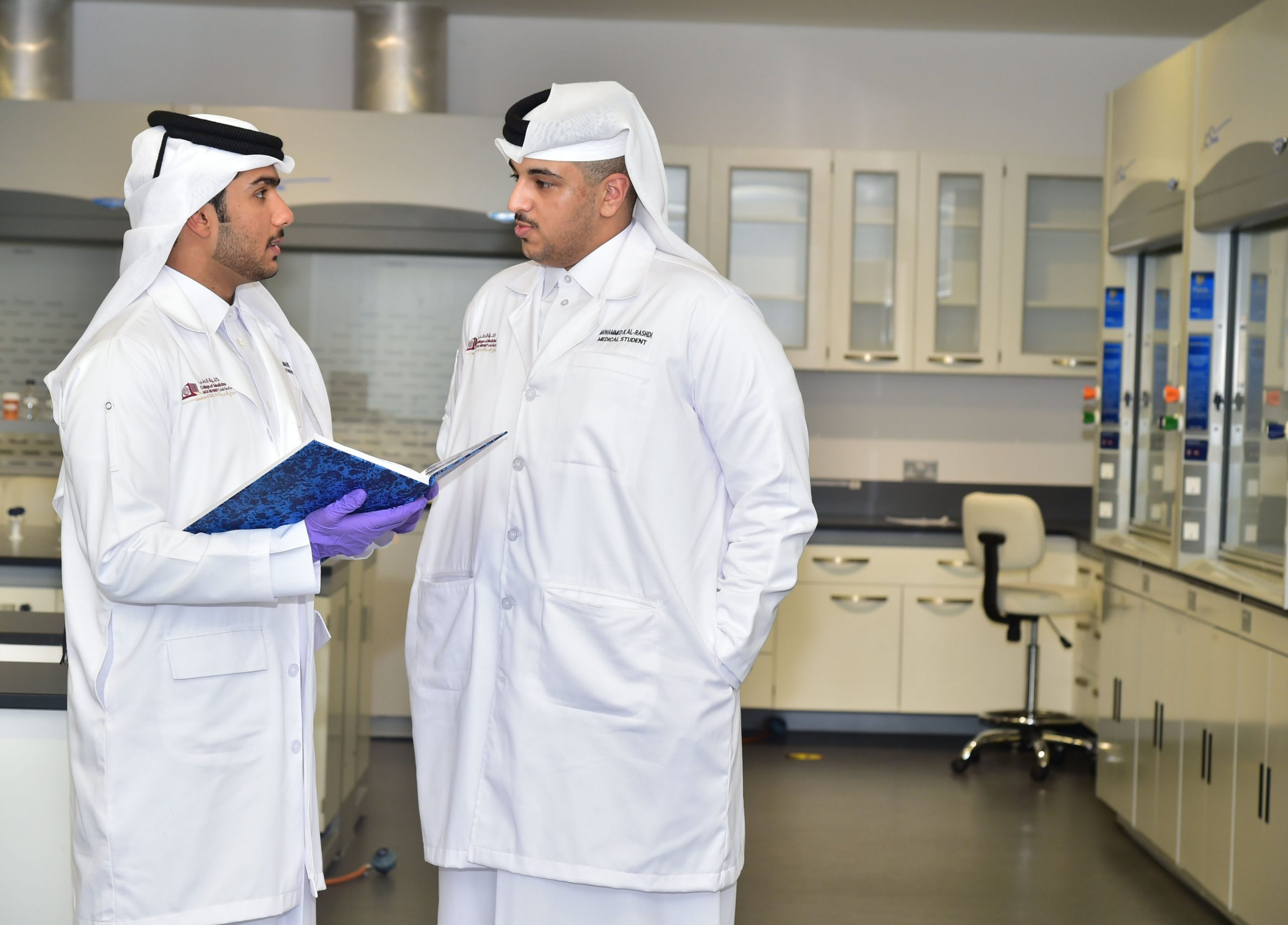 QU Health Launches New Biomedical, Pharmaceutical Research Unit
