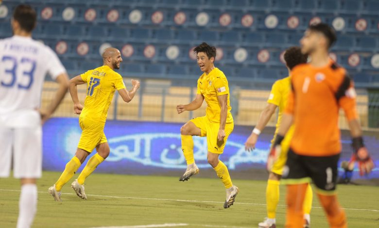 Al Gharafa Beat Al Kharaitiyat in QNB Stars League