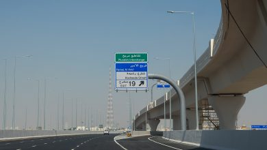 Photo of Ashghal Opens Al Waab Interchange , Muraikh Interchange Completely to Traffic