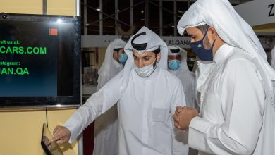 "Photo of QOC President Visits Katara International Hunting and Falcons ""S'hail 2020"""