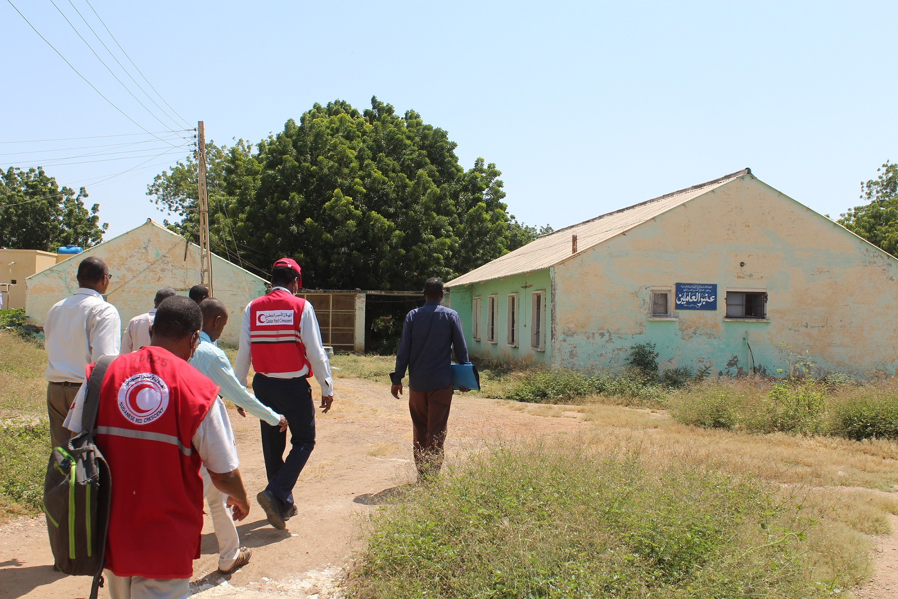QRCS Enhance Emergency Medical System Preparedness in Sudan