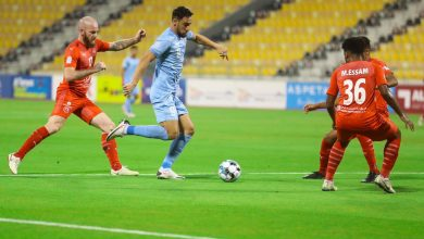 Photo of Al Wakrah Hold Al Arabi to Draw in QNB Stars League