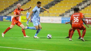 Photo of Al Wakrah Hold Al Arabi to Draw in QNB Stars League