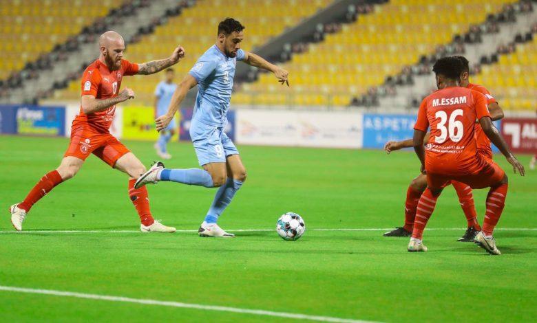 Al Wakrah Hold Al Arabi to Draw in QNB Stars League