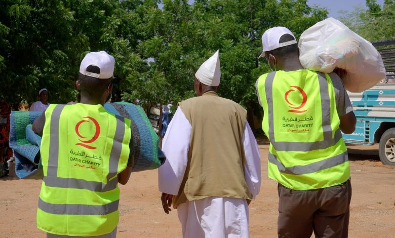Qatar Charity Provides Urgent Relief Flood-Hit Areas in Sudan