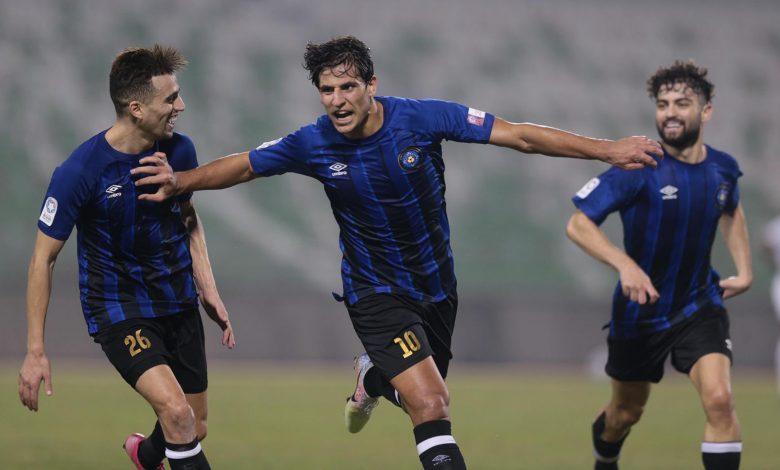 Al Sailiya Beat Al Gharafa 4-2 in QNB Stars League