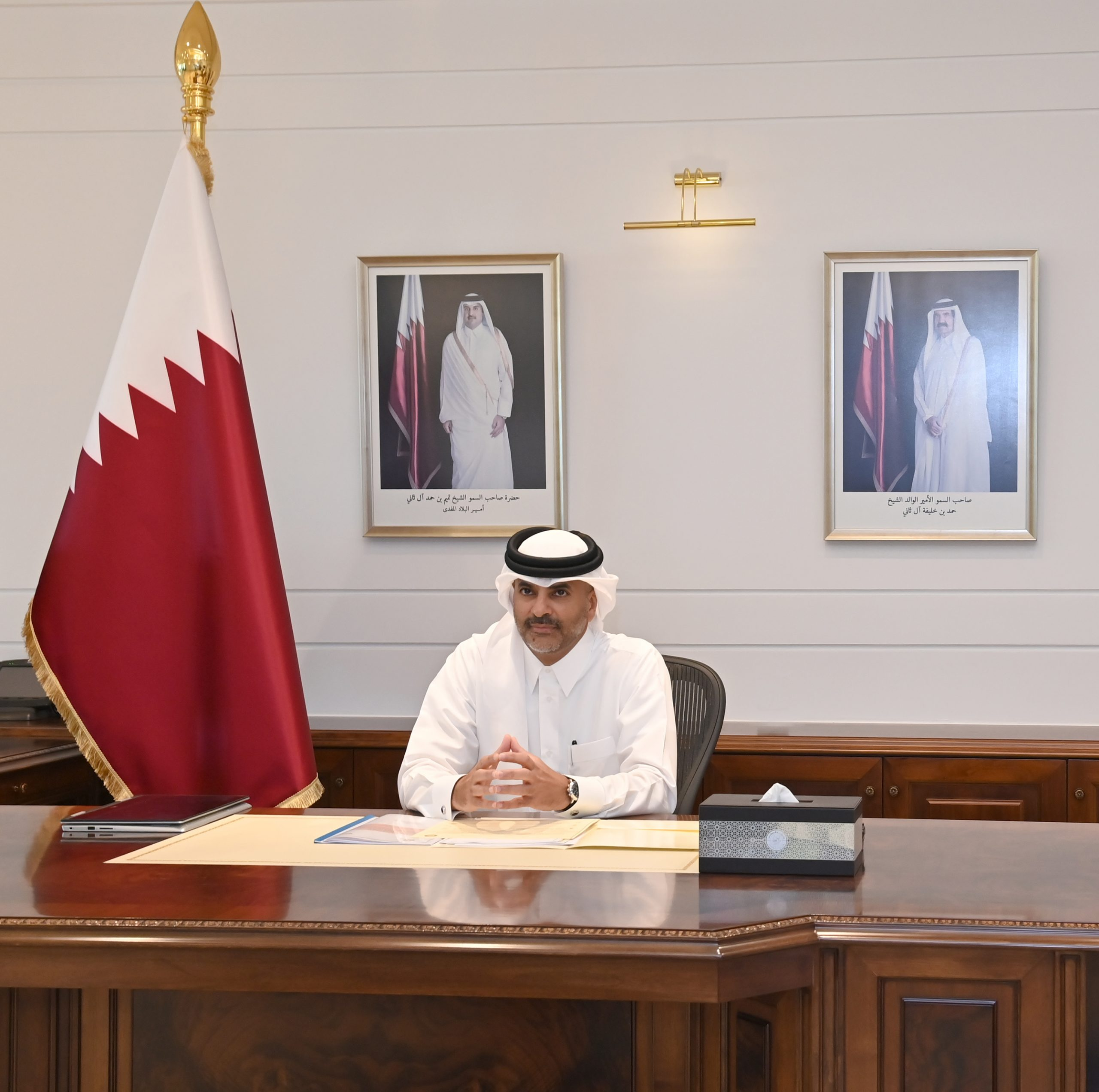 Prime Minister and Minister of Interior Participates in Meeting of GCC Interior Ministers