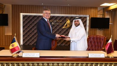 Photo of Qatar, Moldova Sign MoU for Cooperation in Field of Diplomatic Training