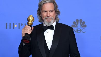 Photo of American actor Jeff Bridges announces he was diagnosed with cancer