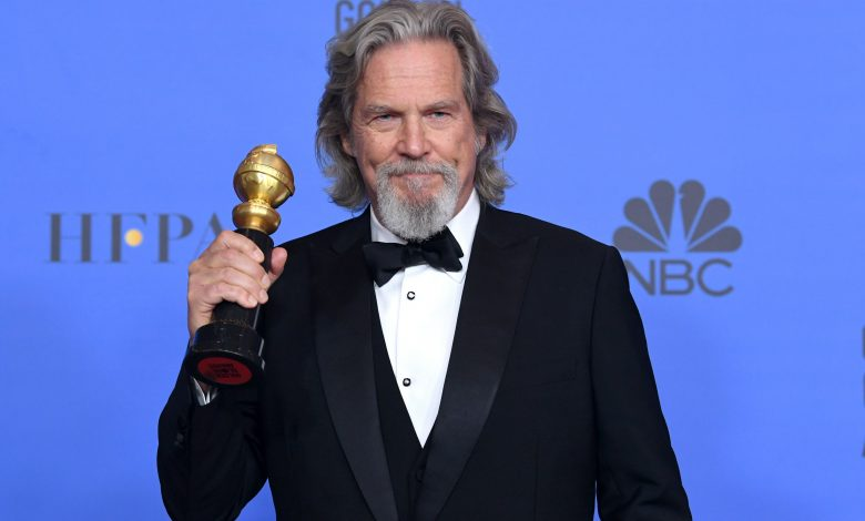 American actor Jeff Bridges announces he was diagnosed with cancer