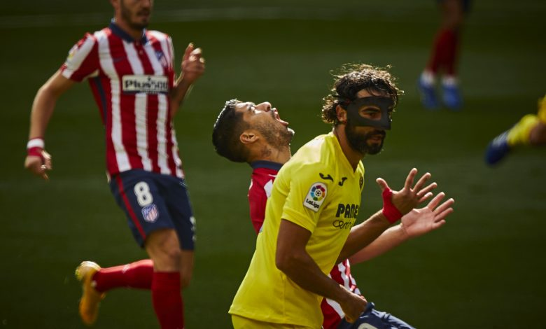 Atletico Madrid Hold Villarreal to Goalless Draw