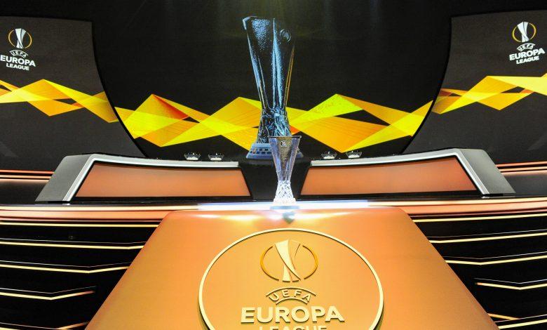 UEFA Europa League Draw Results Revealed