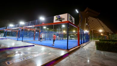 2nd Edition of QOC's Padel Tournament to Kick Off