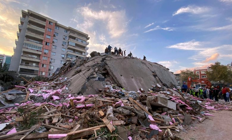 Turkey's Earthquake Death Toll Rises to 17 deaths and 709 Injuries