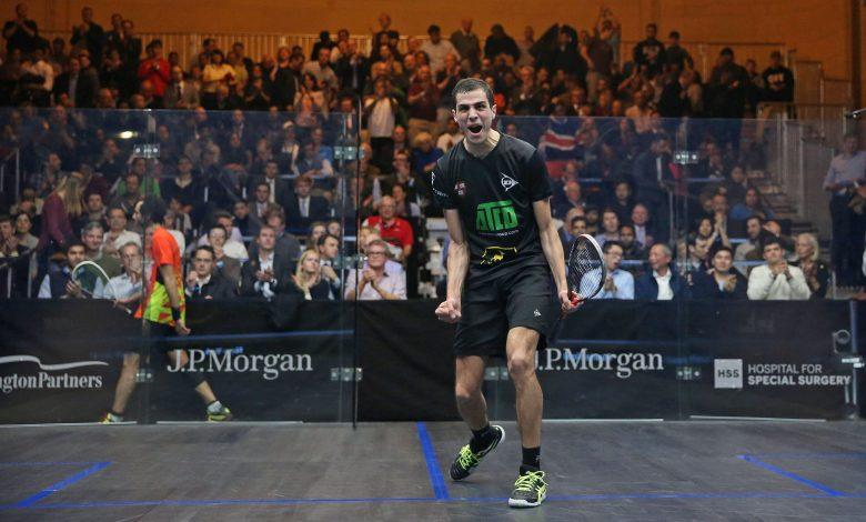 Squash's Top Ranked Stars to Participate in Qatar Classic
