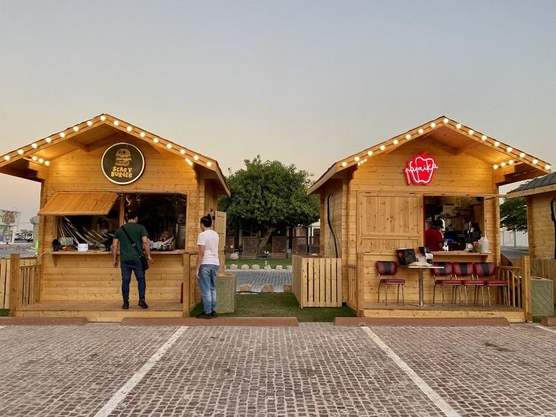 Tasty Street opened at Katara