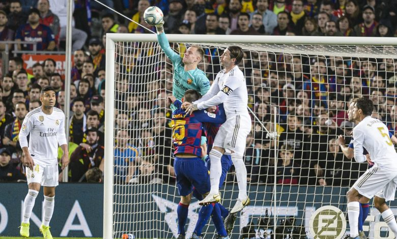 Date set for El Clasico between Barcelona and Real Madrid