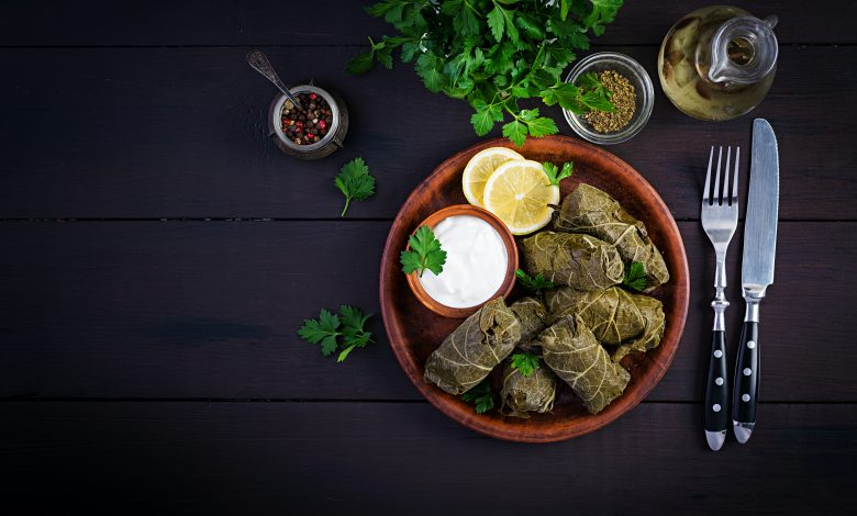 How to prepare Dolma or Yalanci ... and why is food being called a liar?